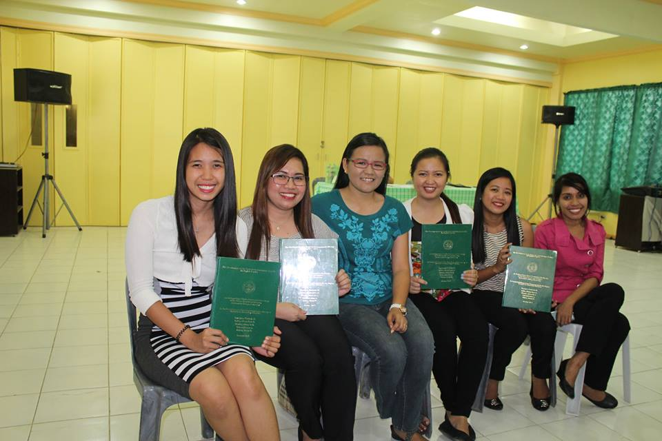 Brokenshire College Arts and Sciences 1st Research Forum